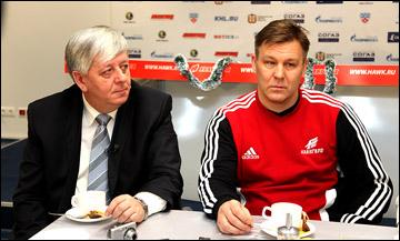 Президент и главный тренер