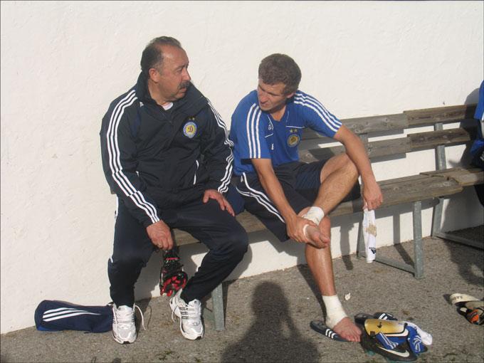 Поначалу у Алиева с Газзаевым всё было хорошо