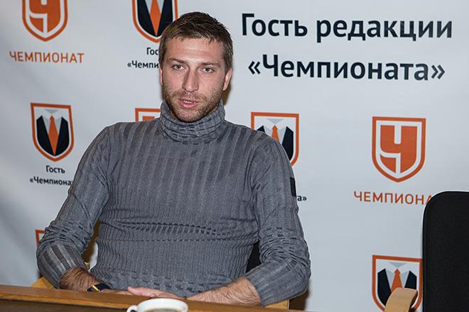 """Давид Юрченко: Мне запомнилась не сама тренировка в """"Локо"""", а её участники"""