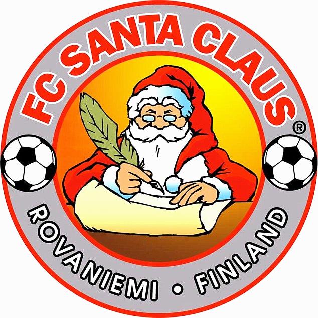Логотип ФК «Санта-Клаус»