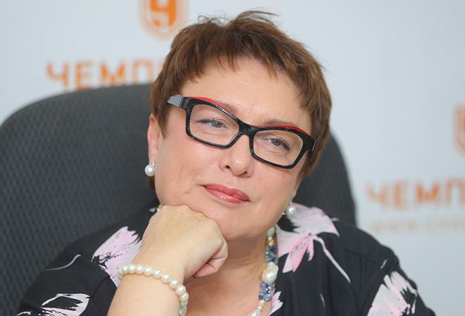 Смородская: думала, а не позвать ли Карпина в «Локомотив»? (Первая часть интервью)