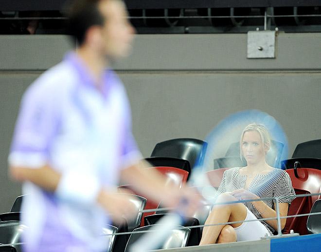 Вайдишова вернулась в тур после развода со Штепанеком