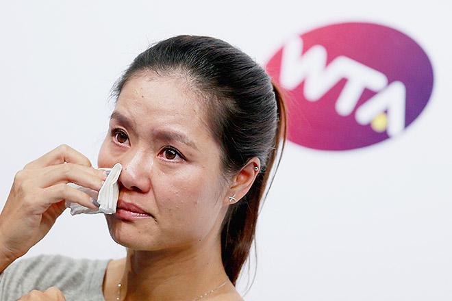 Ли На решила уйти из тенниса