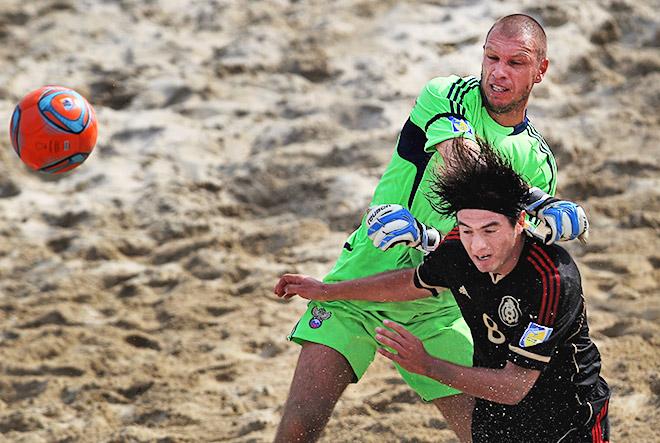 Помимо прочего Филимонов является чемпионом мира по пляжному футболу