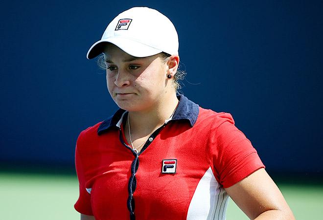 Трёхкратная финалистка «Шлемов» временно ушла из тенниса