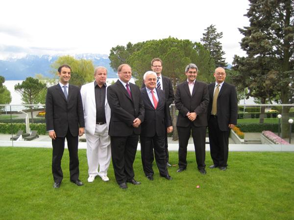 Учредительный съезд Международной Федерации Покера в 2009 году