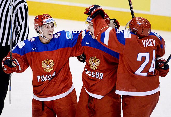 Владислав Каменев, Александр Шаров и Ринат Валиев