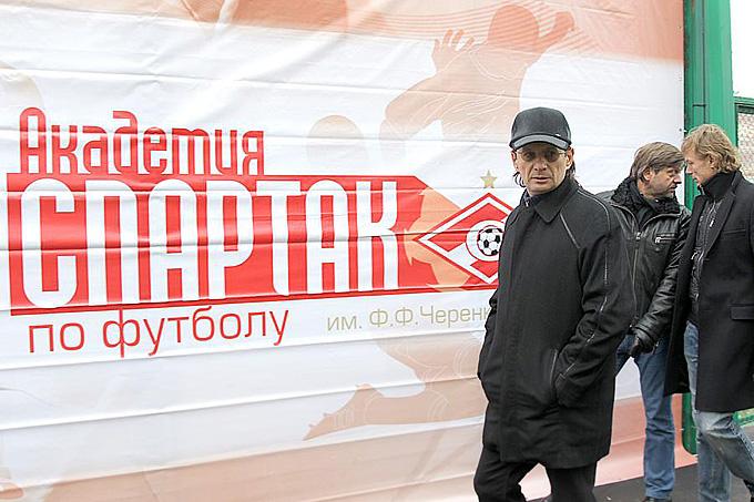Леонид Федун и Валерий Карпин