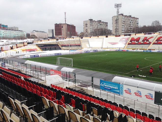 Стадион «Звезда»