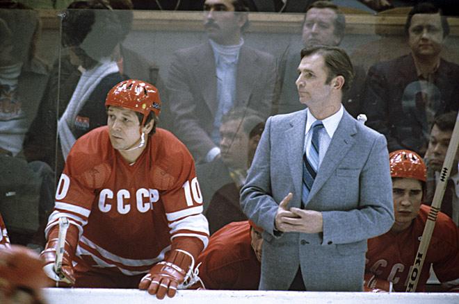 Виктор Васильевич Тихонов в сборной СССР