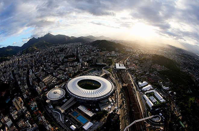 Как Бразилия провела чемпионат мира