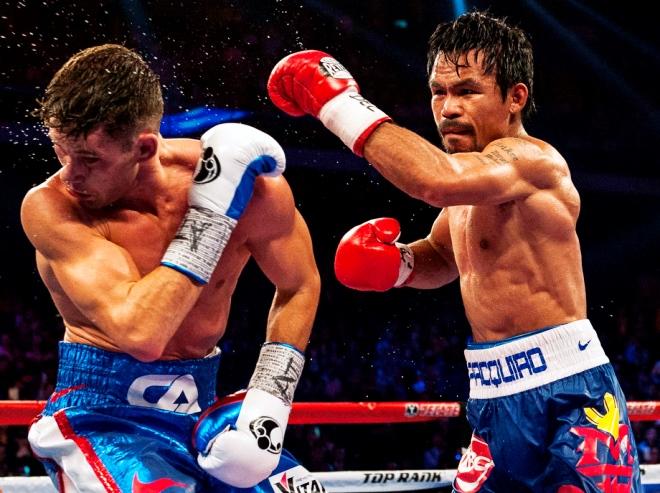 Пакьяо — один из лучших боксёров мира вне зависимости от весовой категории