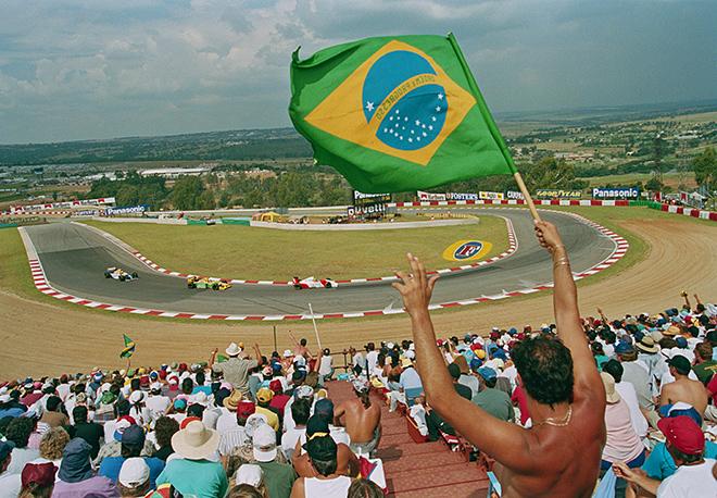 Гран-при ЮАР 1993 года