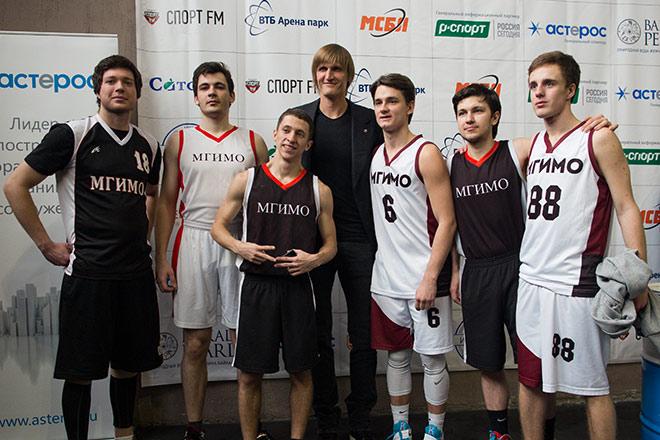 День студентов и баскетбола: турнир VTB Arena Open в Москве