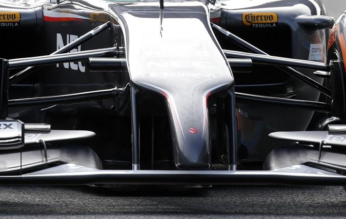 Sauber C33