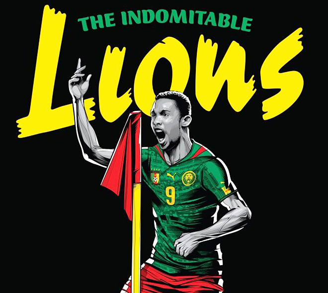 Сборная Камеруна — «Неукротимые Львы»