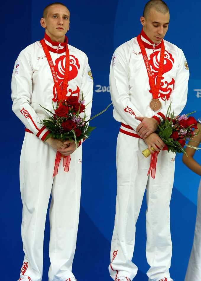 Дмитрий Доброскок и Глеб Гальперин. Фото: Getty Images