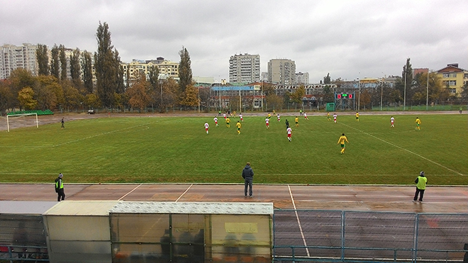 Матч дублей «Кубани» и «Спартака»