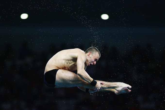 Глеб Гальперин. Фото: Getty Images