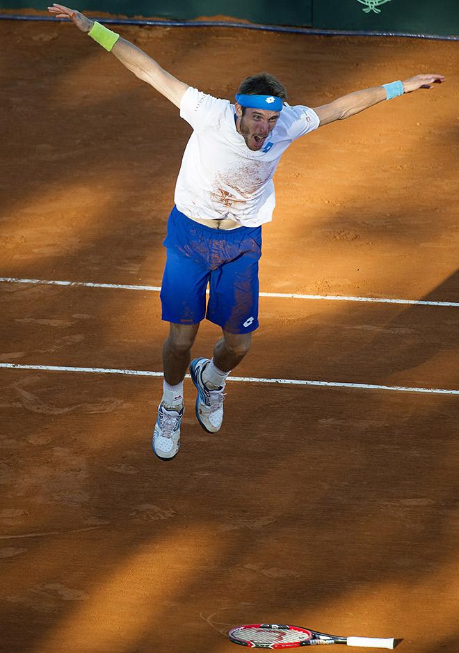 Майер выиграл самый длинный одиночный матч Кубка Дэвиса