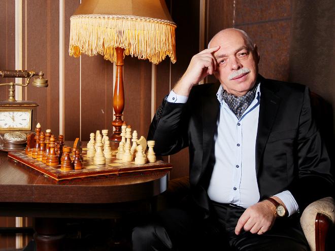 Лев Волькович Россошик