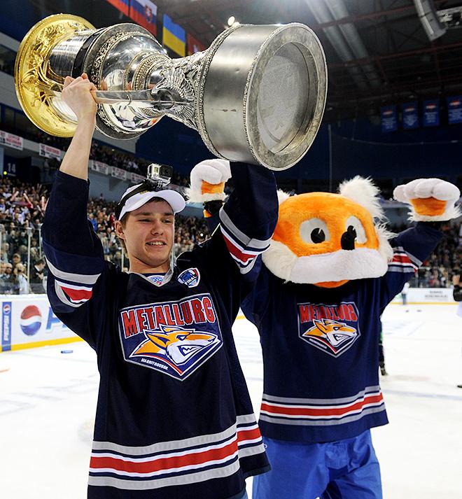 Лучший новичок КХЛ сентября — Владислав Каменев