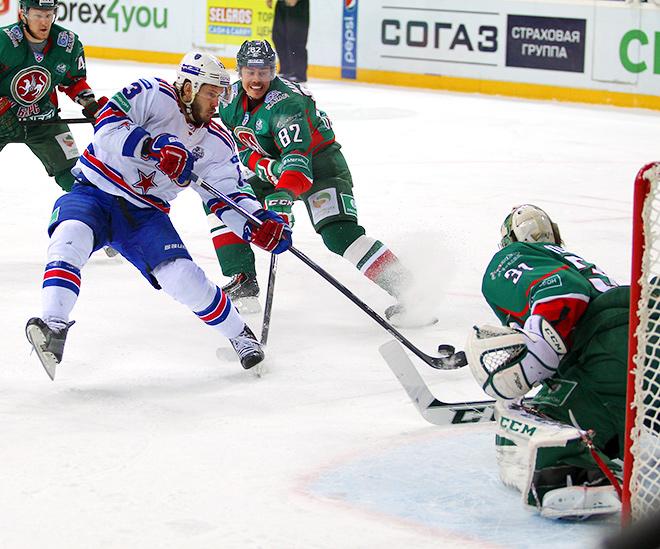 Гол Евгения Дадонова в финале Кубка Гагарина