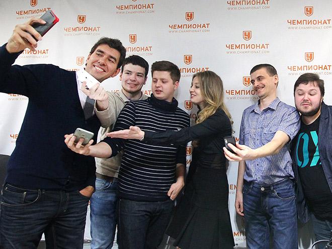 Лев Савари, Георгий Шаков, Никита Кузин, Анна Чакветадзе, Даниил Сальников, Игорь Макаров