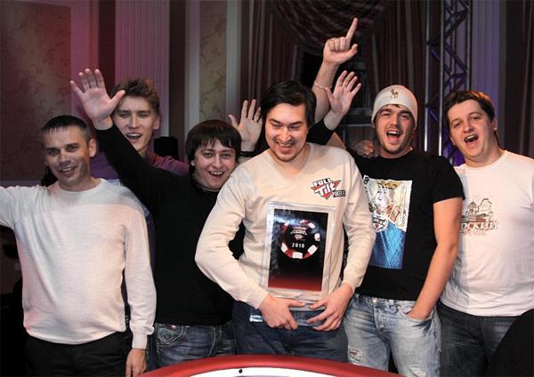 WinTeam – одна из самых успешных команд на постсоветском пространстве