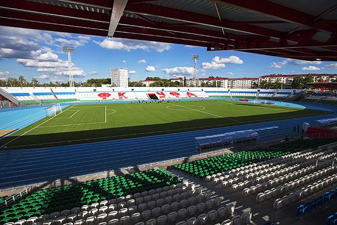 Стадион «Нефтянник»