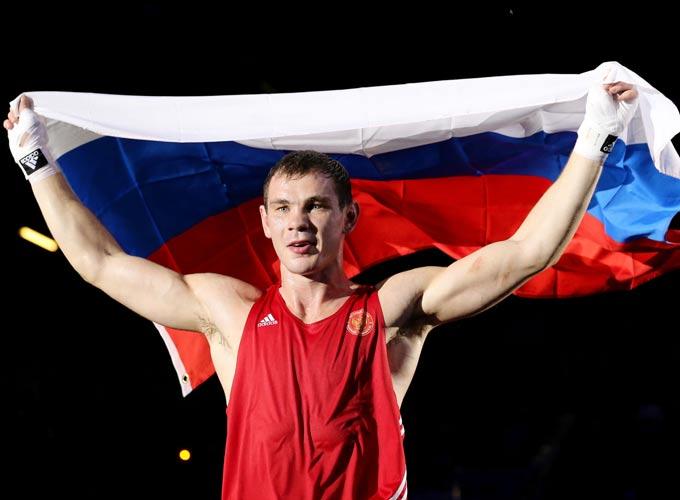 Егор Мехонцев — единственный российский олимпийский чемпион Лондона по боксу
