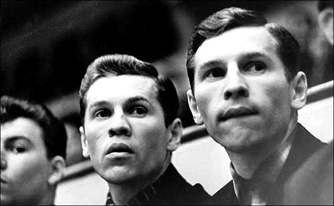 Евгений и Борис Майоровы