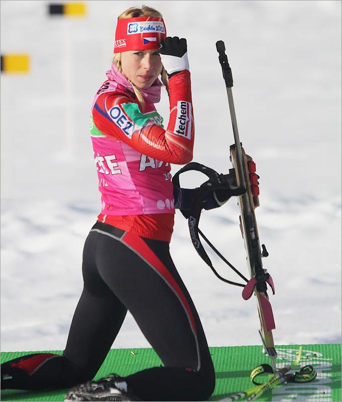 Барбора Томешова