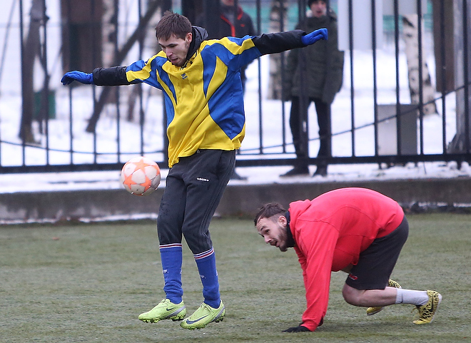 Московский день футбола
