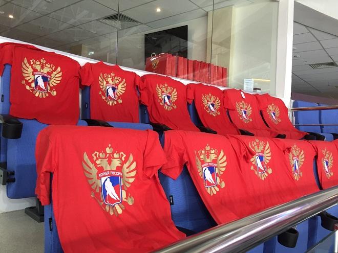 Бесплатные футболки сборной России