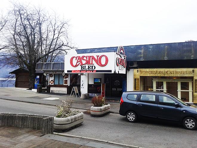 Круглосуточное казино в Бледе