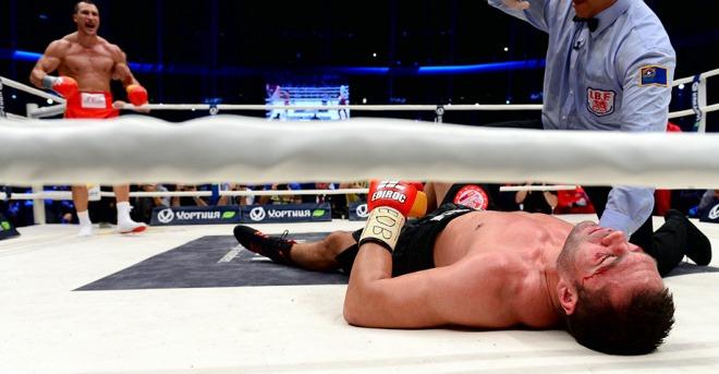 Для Пулева данное поражение стало первым в профессиональной карьере