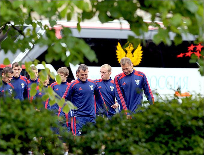 Андрей Ещенко: Я не скучаю по Аршавину