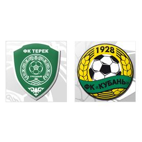 «Кубань» в меньшинстве удержала ничью в матче с «Тереком»