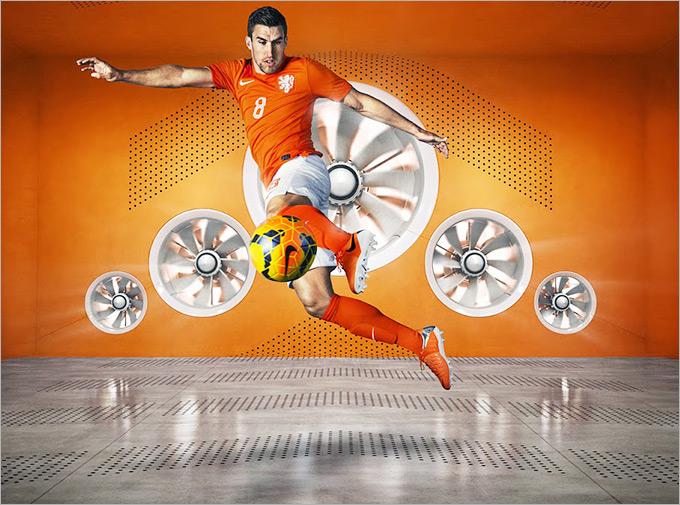 Нидерланды представили форму, в которой сборная выступит на ЧМ-2014 - изображение 1