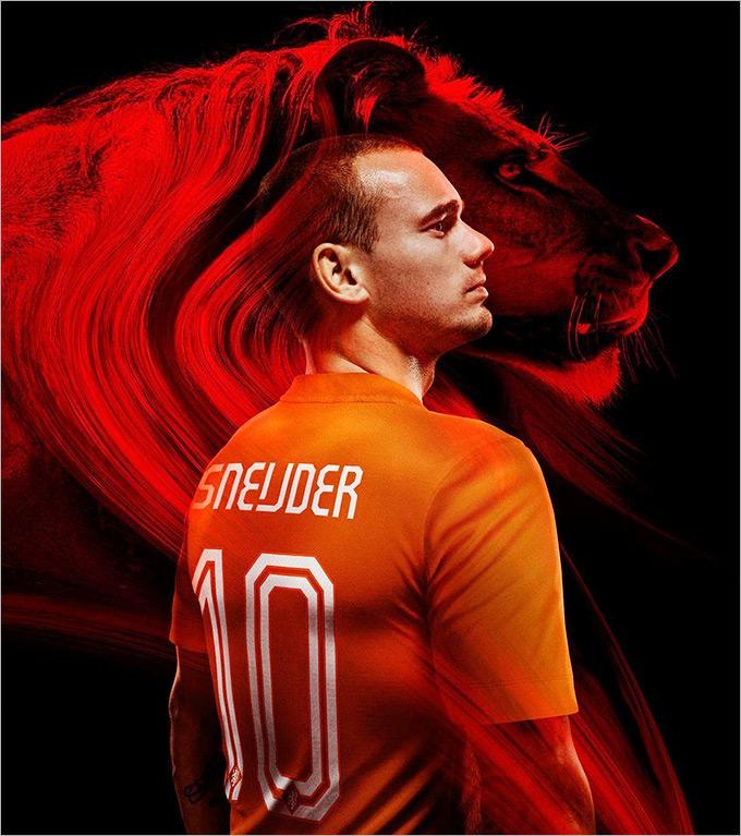 Нидерланды представили форму, в которой сборная выступит на ЧМ-2014 - изображение 2