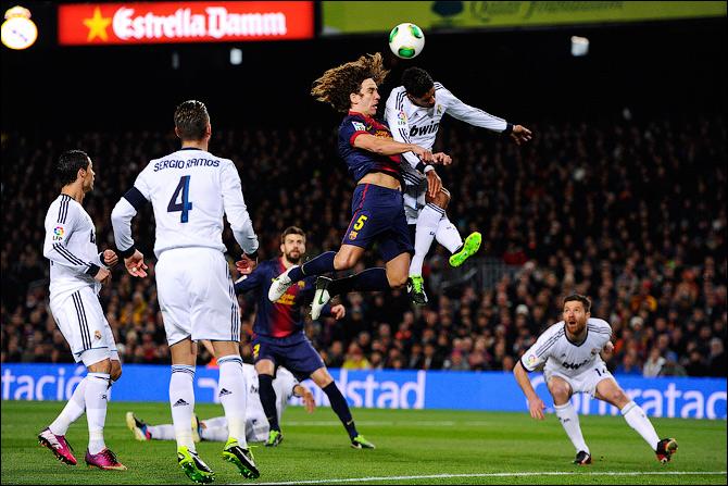 Барселона реал мадрид 16 апрель