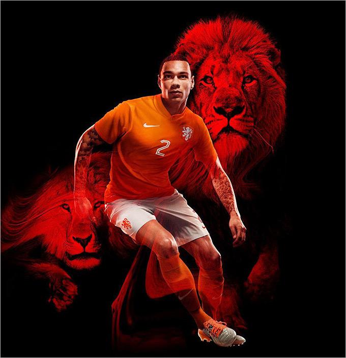 Нидерланды представили форму, в которой сборная выступит на ЧМ-2014 - изображение 3