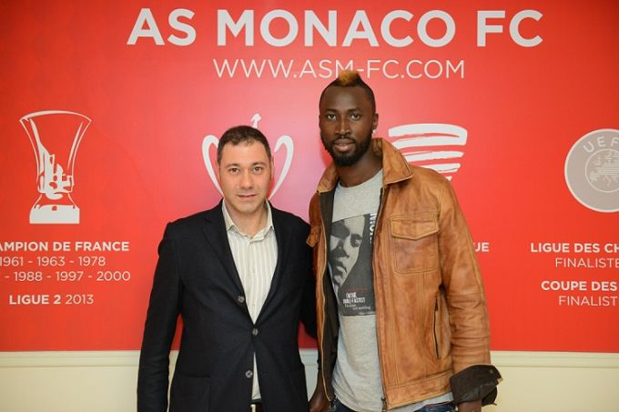 "Траоре подписал с ""Монако"" контракт на четыре с половиной года"