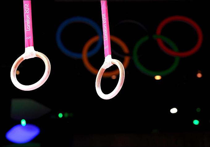 Лондон 2012 спортивная гимнастика