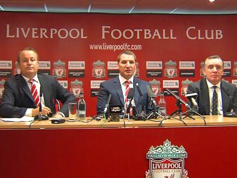 О назначении Роджерса объявили на специальной пресс-конференции