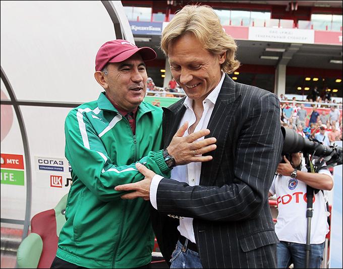 Бердыев и Карпин