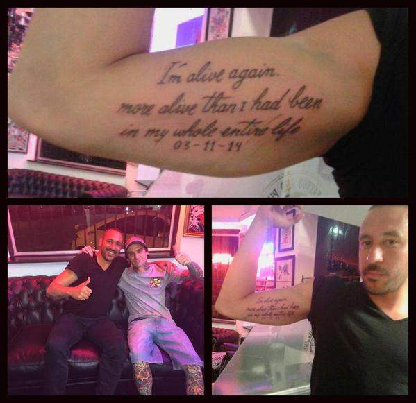 What do John Wicks tattoos mean  Quora