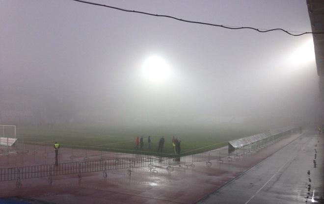 В. Бутенко: возможно, на стадионе в Уфе видимость лучше, чем по телекартинке