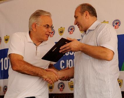 Гаджи Гаджиев, Сергей Чебан